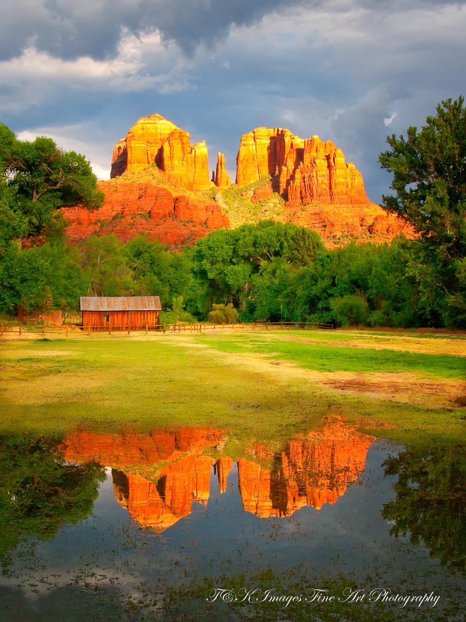 0809-water-mill-stream-reflection-and-cathedral-rock-sedona-arizona.jpg